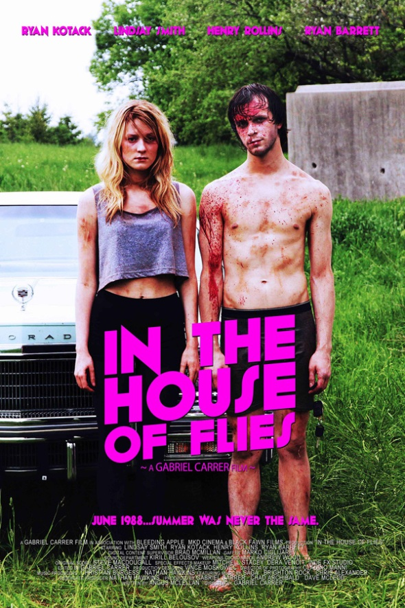 house of flies poster