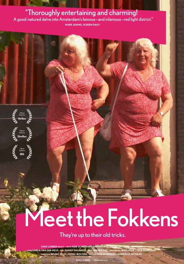 Meet the fokkkens poster