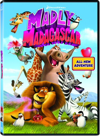 Madly DVD
