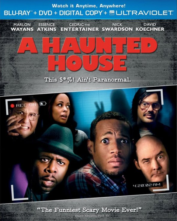 haunted house blu