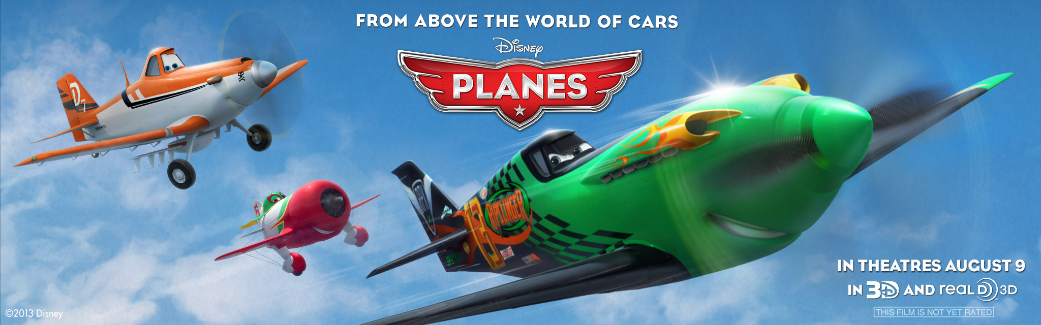 Disney's 'Planes' nosedives on takeoff | MOVIE JUNKIE TO'S ...