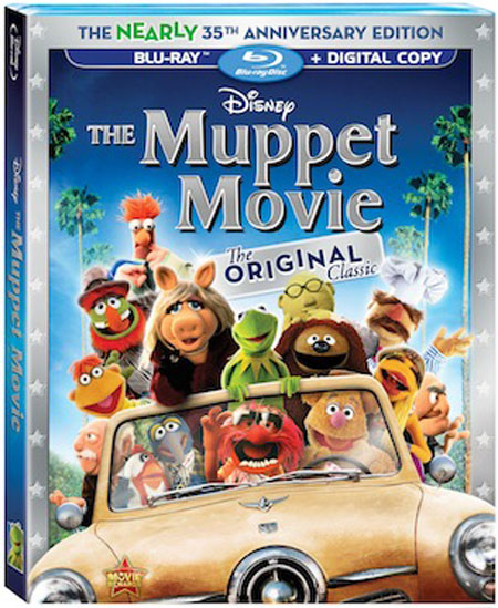 muppet movie blu